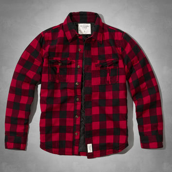 Ranney Trail Flannel Shirt Jacket
