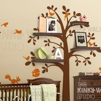 Kids Wall Decal Wall Sticker tree decal Vinyl decal by KinkyWall