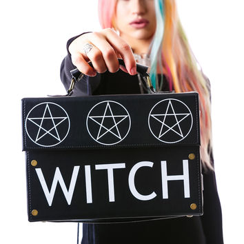 Lord Cost Witch Box Bag Multi One