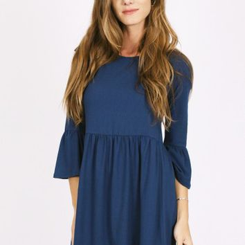 Drift Out To Sea Dress