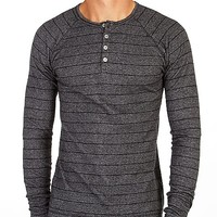 BKE Carter Henley Thermal Shirt