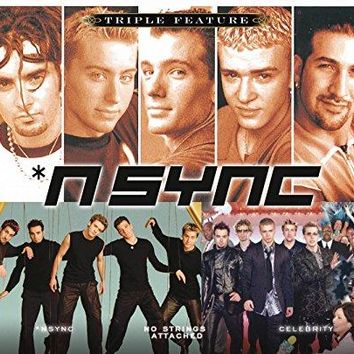 *NSYNC - Triple Feature: NSYNC