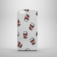 I HEART NUTELLA Phone Case for iPhone and Galaxy phones