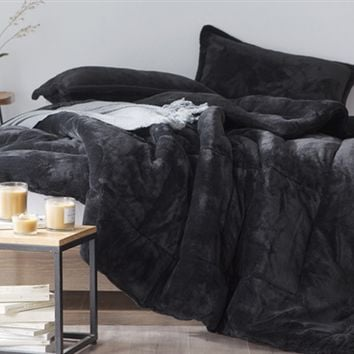 Coma Inducer Twin XL Comforter - The Original - Black