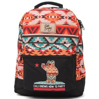 Riot Society Native Skoolie School Backpack - Mens Backpacks - Multi - NOSZ