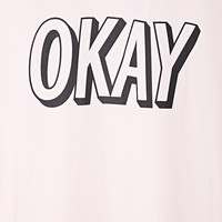 Okay Graphic Tee