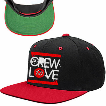Crew Love XO The Weekend Snapback Hat