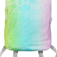RAINBOW LOVE SPLATTER Backpack created by Christy Leigh | Print All Over Me