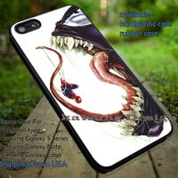 Spider Man with Venom Drawing iPhone 6s 6 6s+ 5c 5s Cases Samsung Galaxy s5 s6 Edge+ NOTE 5 4 3 #movie #disney #animated #marvel #comic #spiderman dt
