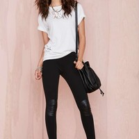 Nasty Gal Toughen Up Leggings