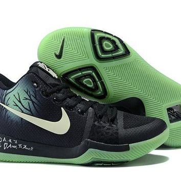 DCCK Nike Kyrie Irving 3 'Fear' Sport Shoes US7-12