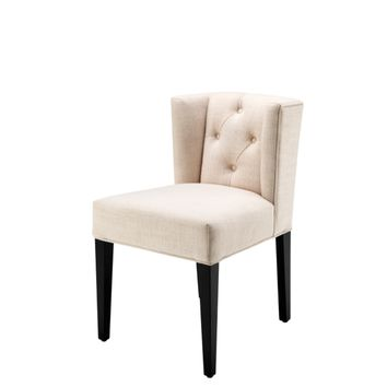 White Dining Chair | Eichholtz Boca Raton