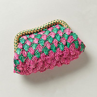 Crocheted Menorca Clutch