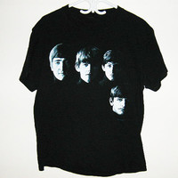 Vintage BEATLES tshirt!!!  80s rock tee
