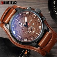 Curren Military Sport Men's Quartz Watches