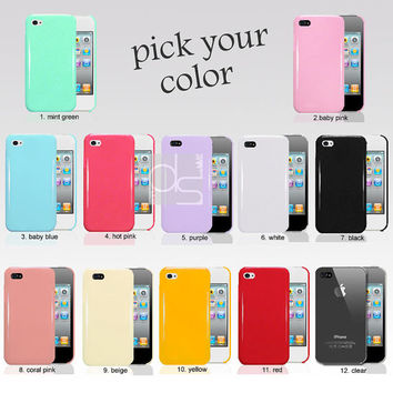 1 PC X iPhone 4S Case for iPhone 4 Case for iPhone 5S Case iPhone 5 Case iPhone 4 Cover iPhone 4S Cover iPhone 5C Case iPhone 5C Cover HC.A