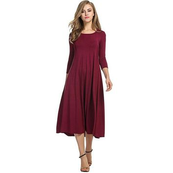 Autumn Slim Bottom Maternity Dress For Pregnant Women Clothes Lady Dress Pregnancy Vestidos Gravidas Dress Maternity Clothing