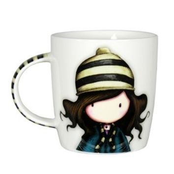 Santoro Gorjuss Small Mug The Foxes - Buy Online at Grindstore.com