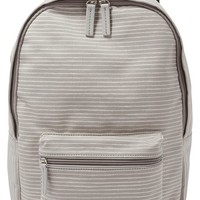 Fossil 'Ella' Canvas Backpack | Nordstrom