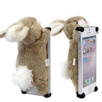 simasima ZOOPY Cover for iPhone 5s/5c/5 (Rabbit)