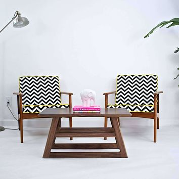 """Mid century Modern Coffee Table """"The Clevelander"""""""