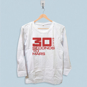 Long Sleeve T-shirt - 30 Seconds to Mars
