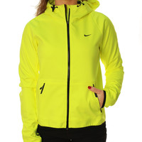 Nike Women's Hypertech Storm-Fit Full Zip Training Hoodie