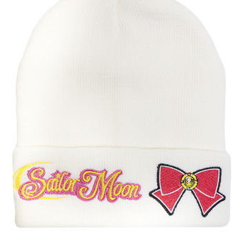 SAILOR MOON RIBBON BEANIE