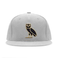 OWL PATCH SNAPBACK CAP   October's Very Own