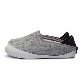 Larvik Light Grey Mahabis Classic Bundle (+FREE soles)