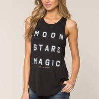 MOON STARS MAGIC STUDIO TANK