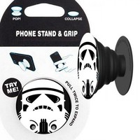 Star Wars Storm Trooper Phone Stand & Grip