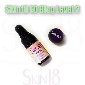 Blogger's Pack (EO Level 2) Focus + Lavender