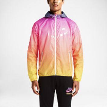 Sunset Windrunner Men's Jacket