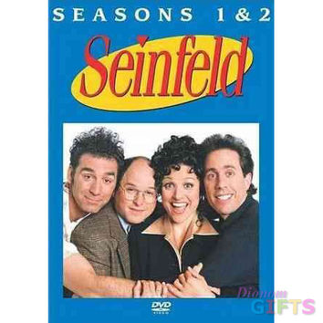 SEINFELD:COMPLETE SEASON 1 AND 2