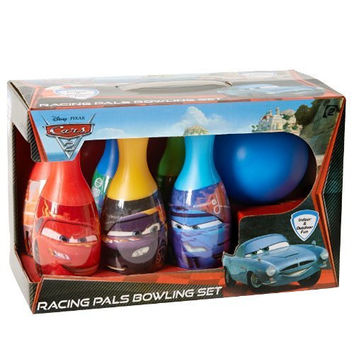 Disney's Cars Bowling Set Party Accessory