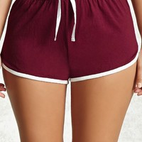 Contrast Trim PJ Shorts
