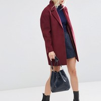 ASOS Ultimate Cocoon Coat at asos.com