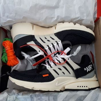 The 10 : Nike Air Presto X Off-White / EU 42,5 US 9 UK 8,5