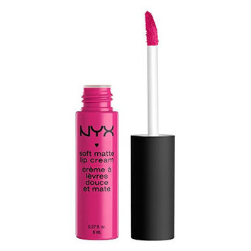 NYX Soft Matte Lip Cream, Addis Ababa