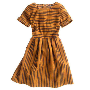 Stucco Stripe Songbird Dress - AllProducts - Sale - Madewell