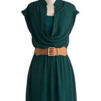 Ask the Anthropologist Dress | Mod Retro Vintage Dresses | ModCloth.com