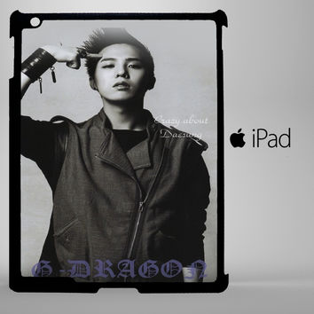 G-Dragon iPad 2, iPad 3, iPad 4, iPad Mini and iPad Air Cases - iPad