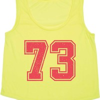 Billabong Women's Yo Number Tank Top