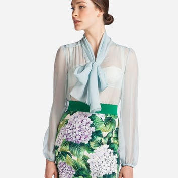 Silk Blouse - Women | Dolce&Gabbana