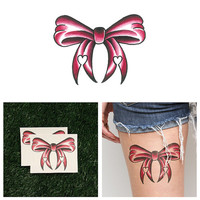Prim and Proper - Temporary Tattoo (Set of 2)