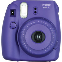 Fujifilm Instax Mini 8 Instant Camera (grape)