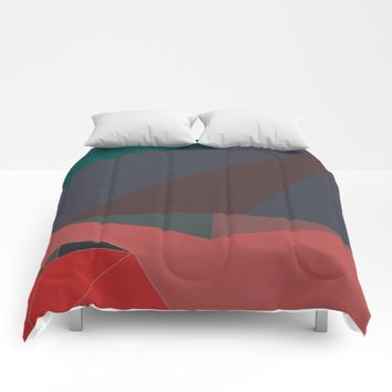 Shape Play 2 Comforters by DuckyB