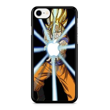 Dragonball Z Goku Kamehamapple iPhone 8 Case
