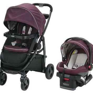 Graco Baby Modes Travel System Stroller w/ Infant Car Seat Nanette NEW